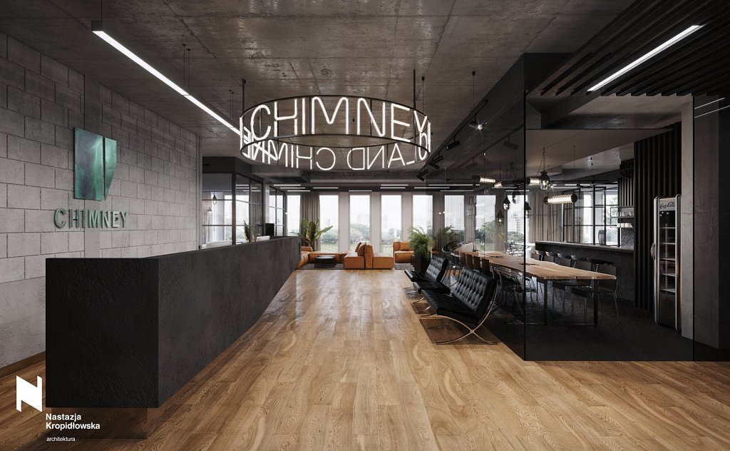 Warszawa | Biuro Chimney